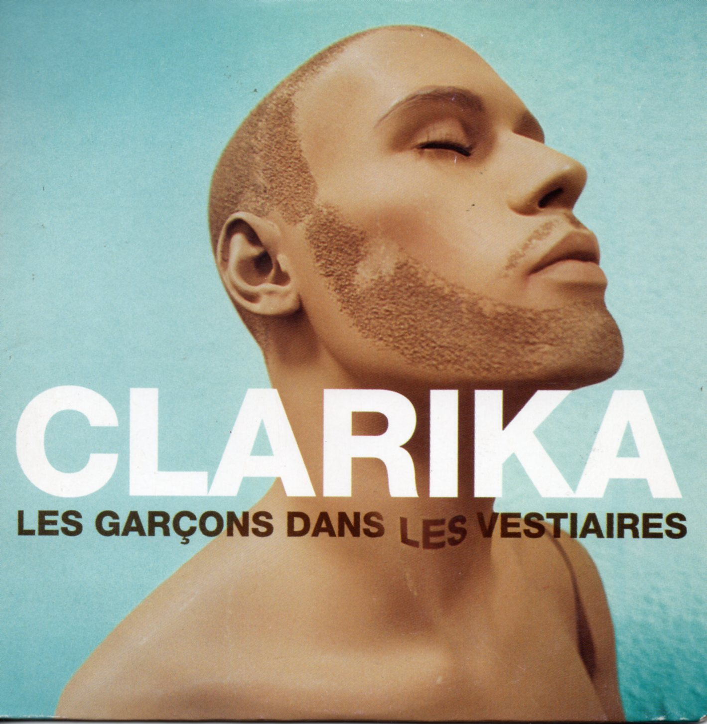 CLARIKA - Les garcons dans les vestiares Promo 1-track CARD SLEEVE - CD single
