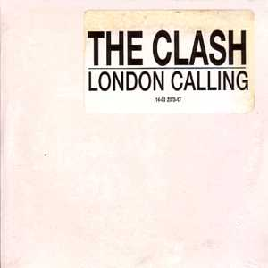 CLASH - London Calling Promo Card Sleeve 1-track