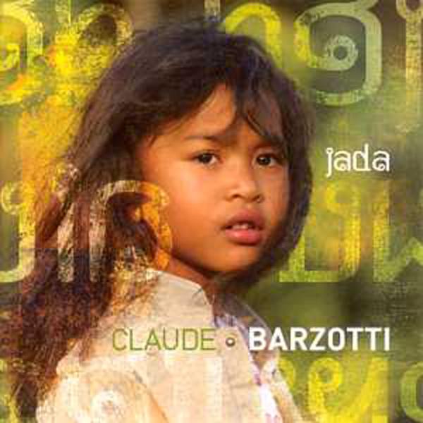 CLAUDE BARZOTTI - Jada 2-track CARD SLEEVE - CD single