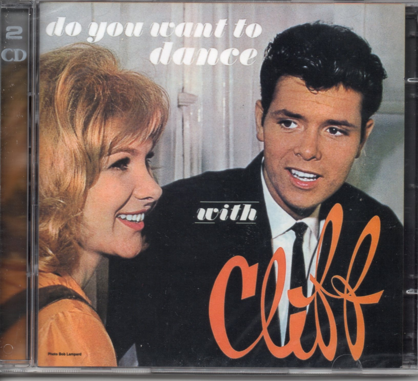CLIFF RICHARD - THE SHADOWS - Do you want to dance with Cliff - CD x 2