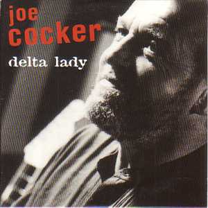 Joe COCKER - Delta Lady Promo 1 Track Card Sleeve