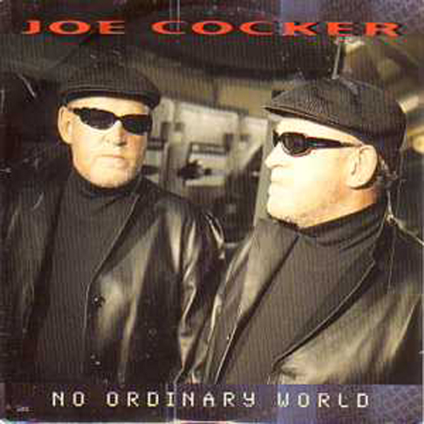 Joe COCKER - No Ordinary World Promo 1 Track Card Sleeve