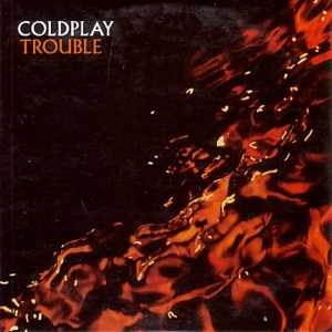 COLDPLAY - Trouble 2-track Card Sleeve