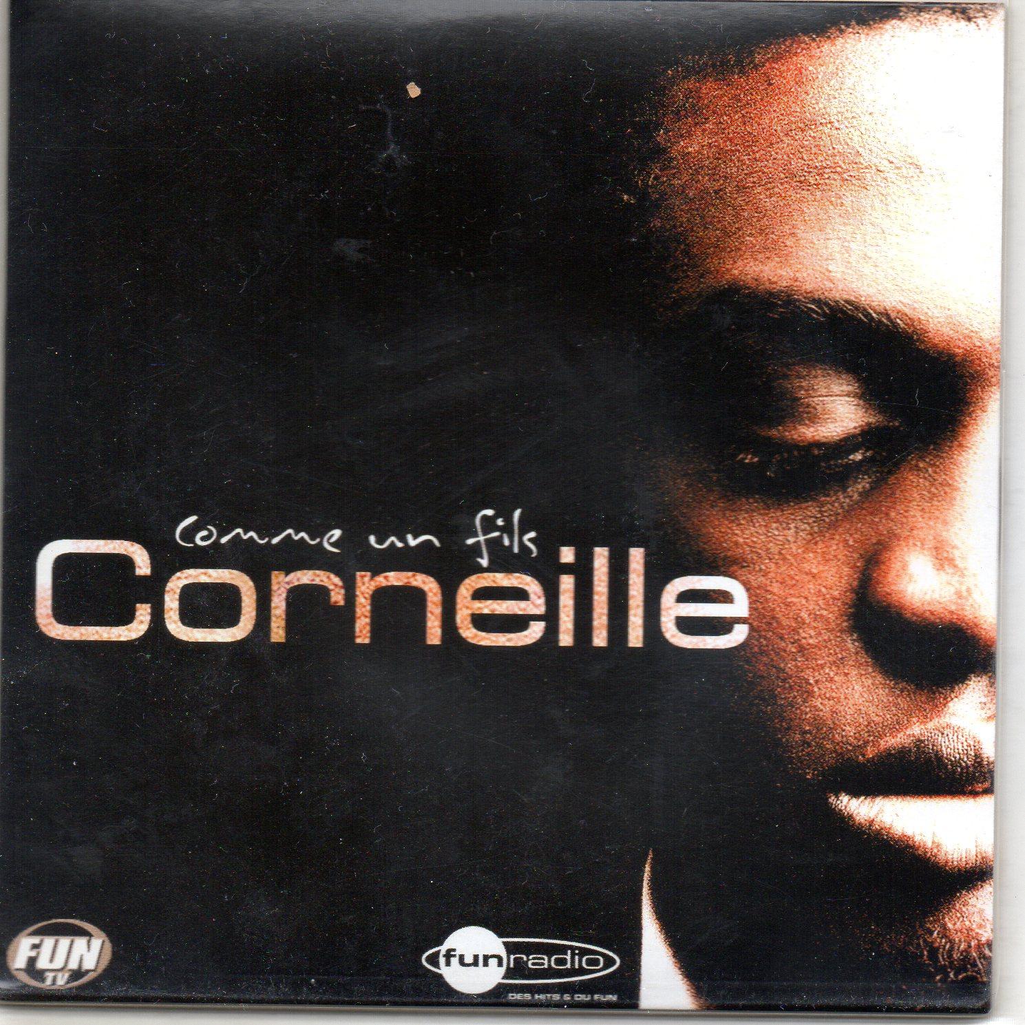 CORNEILLE - Comme un fils 2-track CARD SLEEVE - CD single