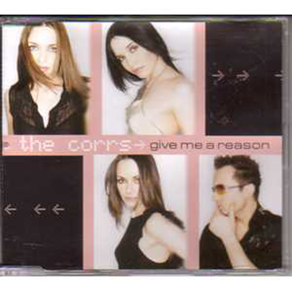 CORRS - Give Me A Reason Promo 2 Tracks Jewel Case