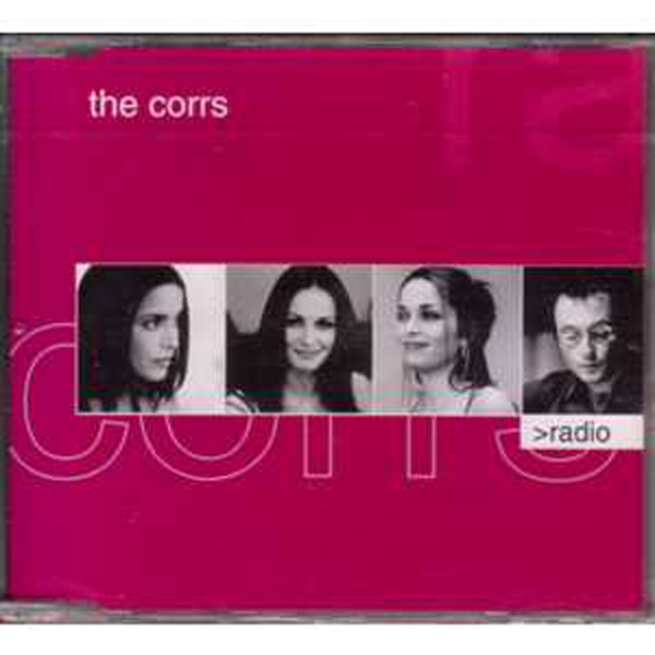CORRS - Radio 3-track Jewel Case