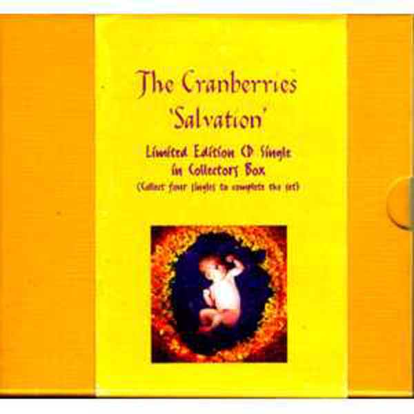 CRANBERRIES - Salvation Limited Edition 3-track Box