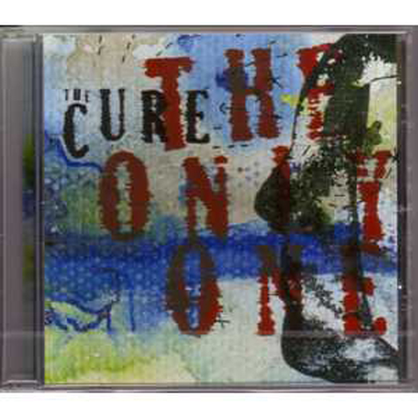 The Only One 2 Tracks Jewel Case - CURE