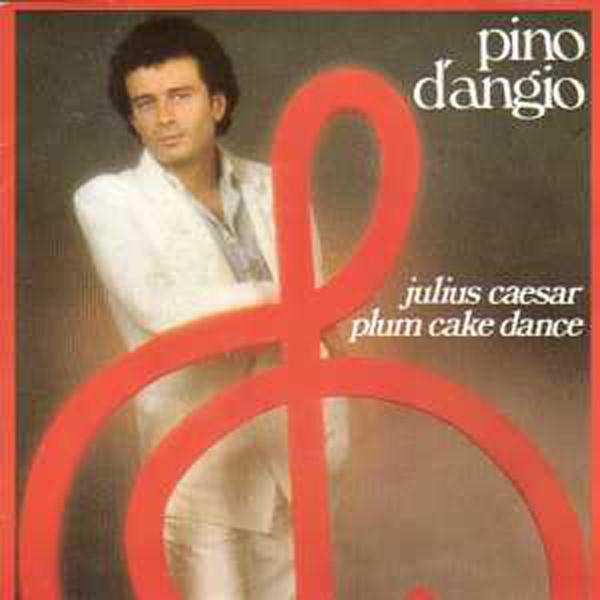 PINO D'ANGIO - Julius Caesar - 45T (SP 2 titres)