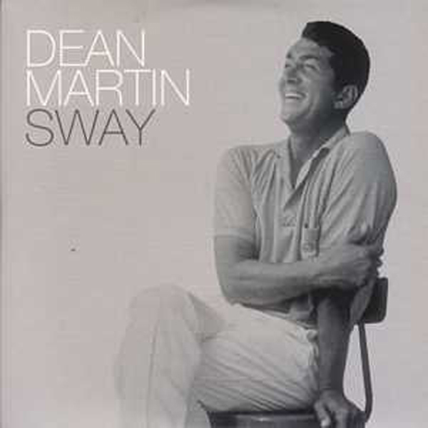 DEAN MARTIN - Sway - Rare french promo CARD SLEEVE 2 tracks - CD single