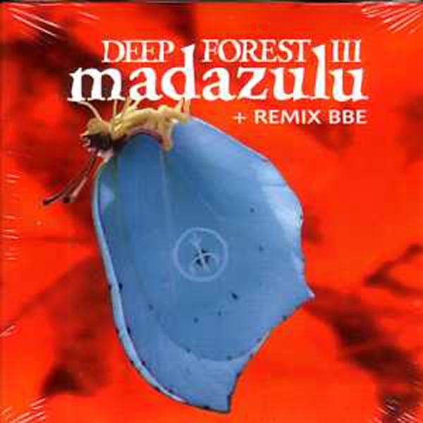 DEEP FOREST III - Madazulu + REMIX BBE 2-Track CARD SLEEVE - CD single