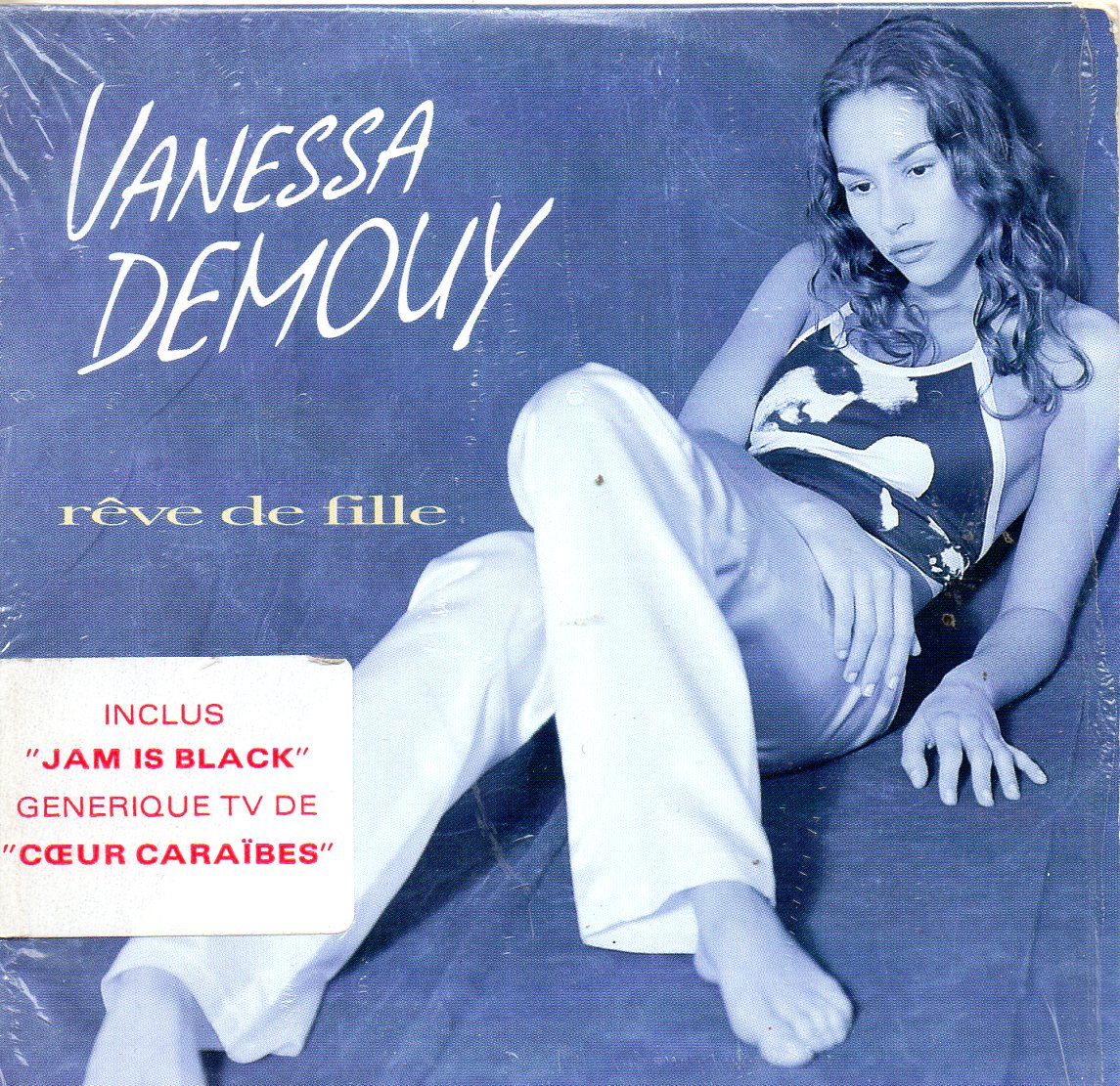 CLASSE MANNEQUIN - VANESSA DEMOUY - CACHOU - CHRIS - Essaye d'imaginer 2-Track CARD SLEEVE - CD single
