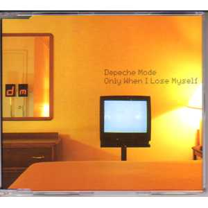 DEPECHE MODE - Only When I Lose Myself Promo 2 Tracks Jewel Case