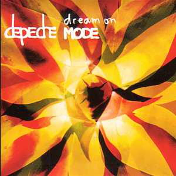 Dream On Promo Mexico 1-track Card Sleeve - DEPECHE MODE