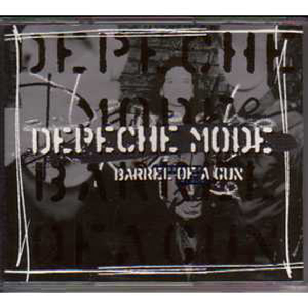 DEPECHE MODE - Barrel Of A Gun Cd1 4 Tracks Boitier Epais