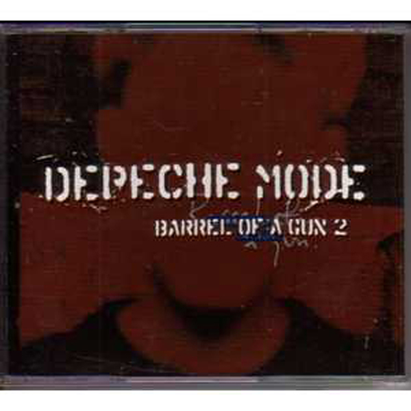 DEPECHE MODE - Barrel Of A Gun Cd2 3-track Jewel Case