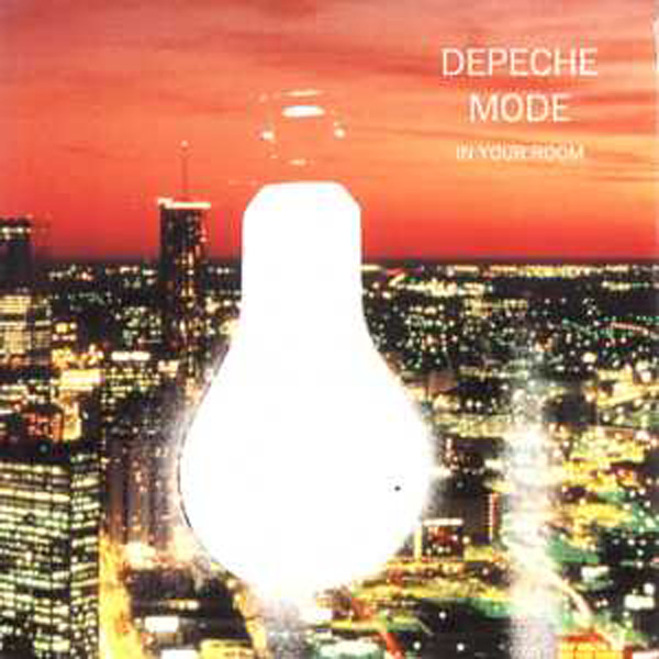 DEPECHE MODE - In Your Room 2-track Card Sleeve