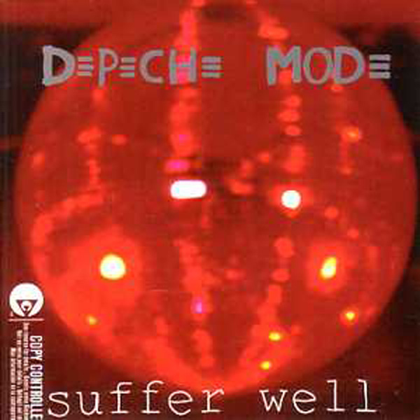 DEPECHE MODE - Suffer Well Card Sleeve 2-track