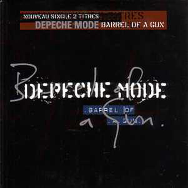 DEPECHE MODE - Barrel Of A Gun Card Sleeve 2 Tracks