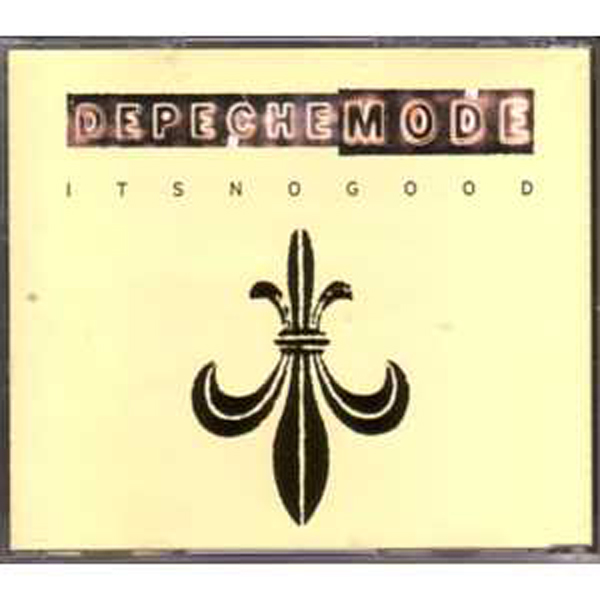 DEPECHE MODE - It's No Good 4 Tracks Jewel Case
