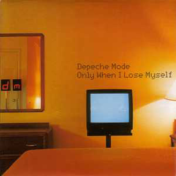 DEPECHE MODE - Only When I Lose Myself Card Sleeve 2-track Album