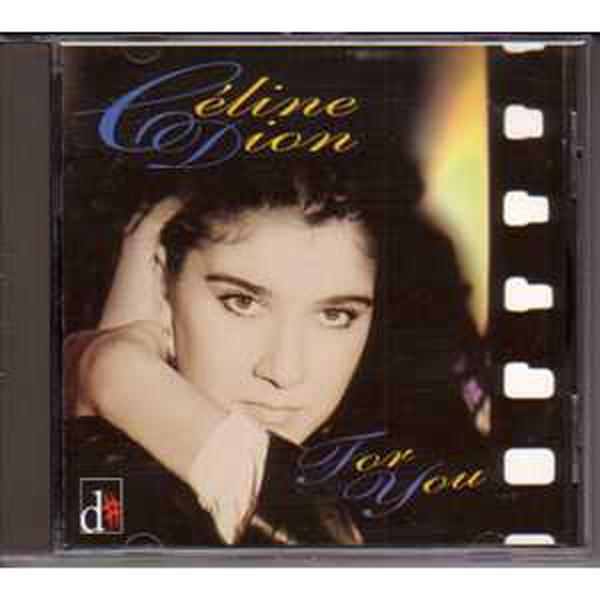 CÉLINE DION - For you Compilation en francais  Rare - CD
