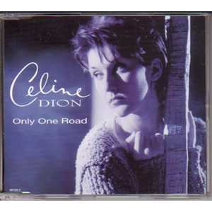 Celine DION - Only One Road 3 Tracks Jewel Case