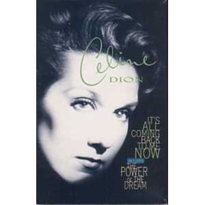 Celine DION - It's All Coming Back To Me Now Cassette Single