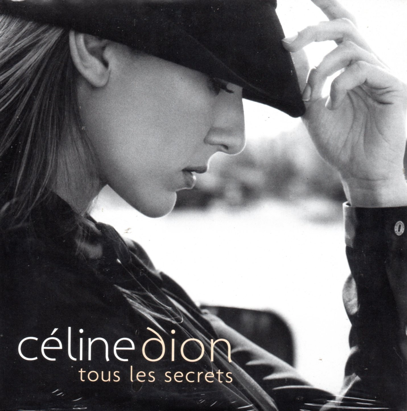 CÉLINE DION - Tous les secrets 2-Track CARD SLEEVE - CD single