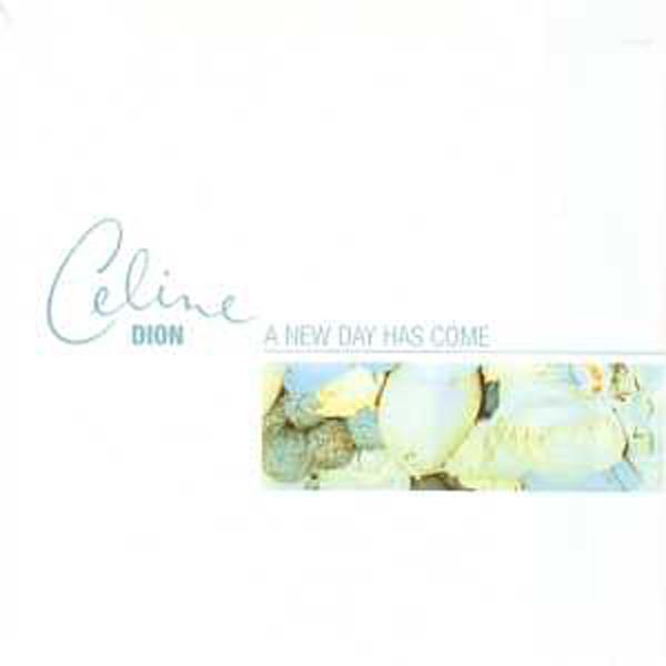 CÉLINE DION - A new day has come CARD SLEEVE 2 tracks - CD single