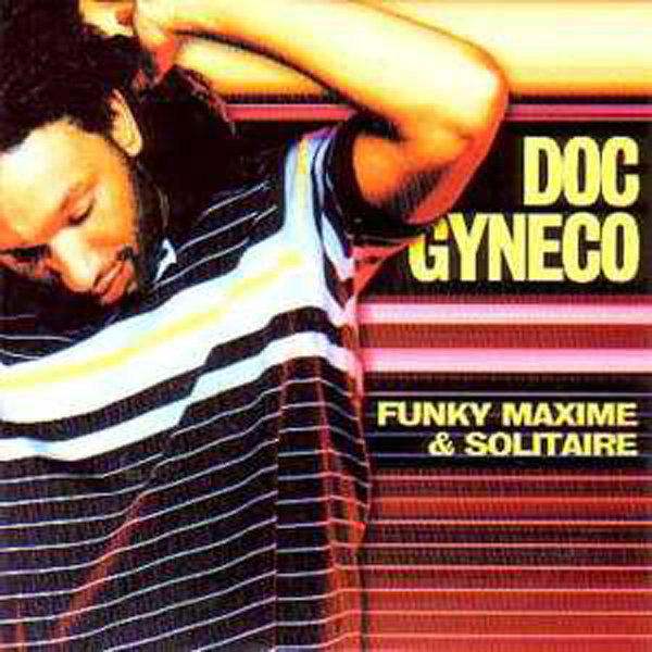 DOC GYNECO - Funky maxime & solitaire 2 Tracks CARD SLEEVE - CD single