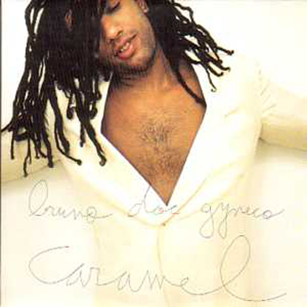 DOC GYNECO - Caramel 2 Tracks CARD SLEEVE - CD single