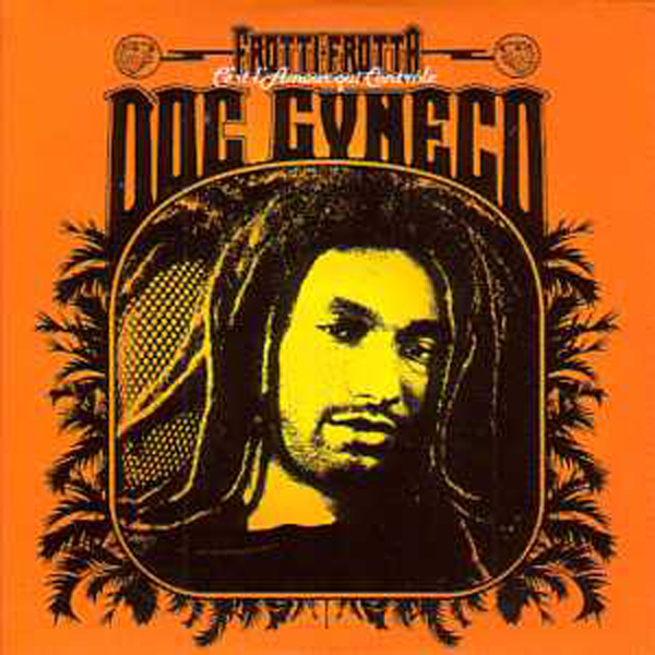 DOC GYNECO - Frotti Frotta Promo 1 Track CARD SLEEVE - CD single
