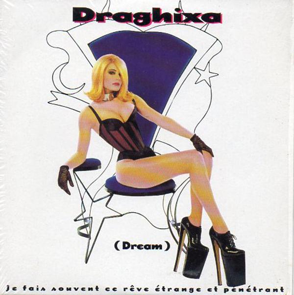 DRAGHIXA - Dream 2-Track CARD SLEEVE - CD single