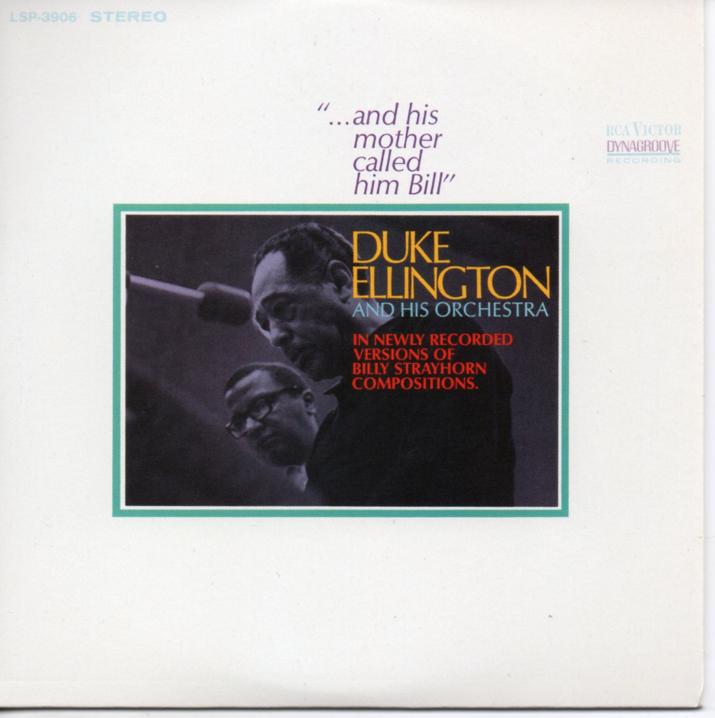 DUKE ELLINGTON - ''...And His Mother Called Him Bill'' - MINI LP - CARD SLEEVE 19-TRACK - CD
