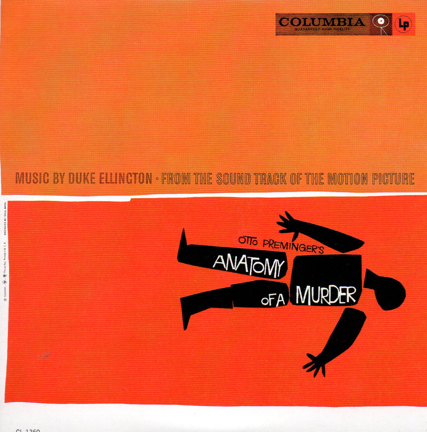 Soundtrack : anatomy of a murder - mini lp - 25-track card sleeve ...