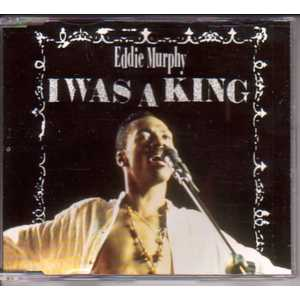 MURPHY EDDIE - I was a king 4 tracks jewel case - MCD