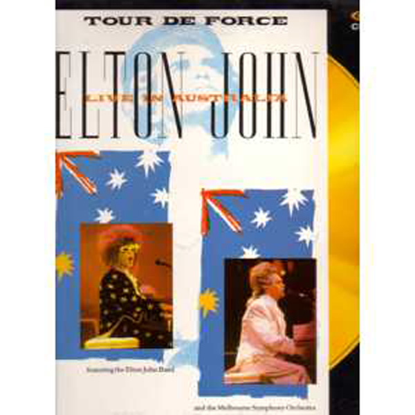 Tour De Force Laser Disc Pal