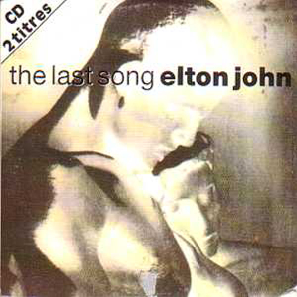 Elton JOHN - The Last Song 2 Tracks Card Sleeve