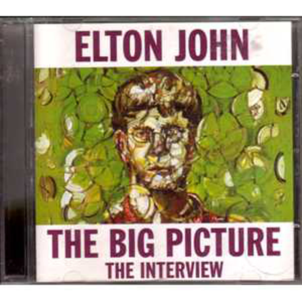 Elton JOHN - The Big Picture Interview Promo