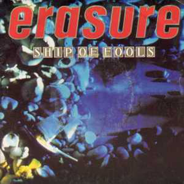 ERASURE - Ship Of Fools LP