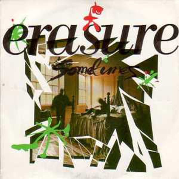 ERASURE - Sometimes EP