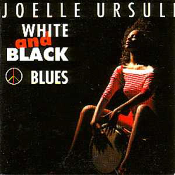 EUROVISION 1990 FRANCE : JOËLLE URSULL - SERGE GAI - White and black blues 2-track CD3'' CARD SLEEVE - CD single