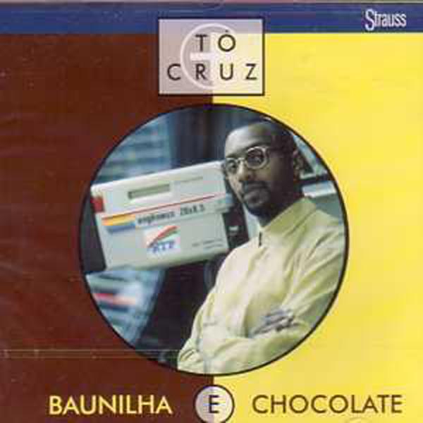 EUROVISION 1995 PORTUGAL : TO CRUZ - Baunilha e chocolate V.portugaise + anglaise + espagnole - CD Maxi