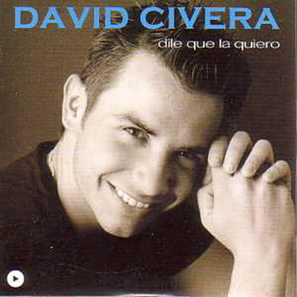 EUROVISION 2001 ESPAGNE : DAVID CIVERA - Dile que la quiero 1-track CARD SLEEVE - CD single