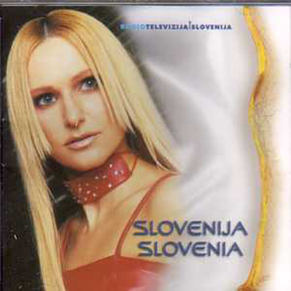 EUROVISION 2001 SLOVENIE - Energy 4 Tracks + Multimedia - CD Maxi