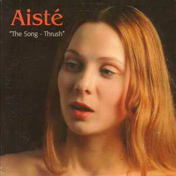 EUROVISION 1999 LITHUANIE : AISTE - The song - Thrush 3-track CARD SLEEVE - CD single