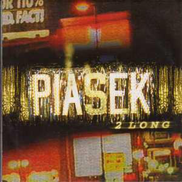 EUROVISION 2001 POLOGNE : PIASEK - 2 long 4-track PROMO - CD single