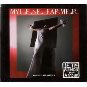 Mylène FARMER - Je Te Rends Ton Amour Digipack 4 Tracks