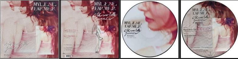Mylène FARMER - C'est Une Belle Journee Ltd Ed Picture Disc
